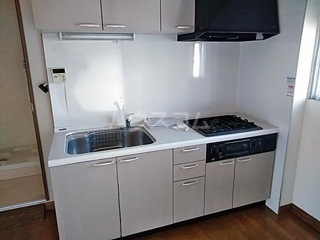 和名ヶ谷京葉ハイツ 305号室のキッチン