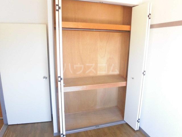 ソシアアマヌマ 102号室の収納
