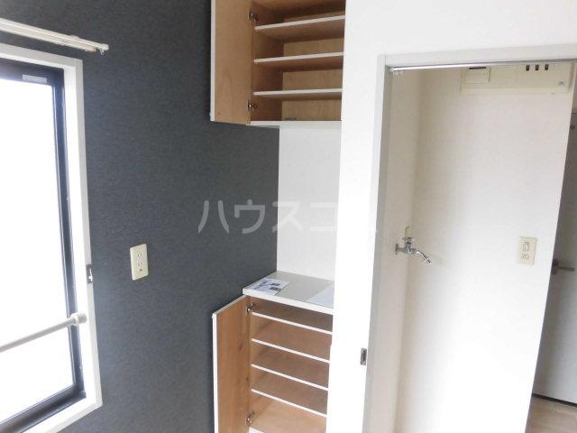 シミズハイツ A101号室の収納