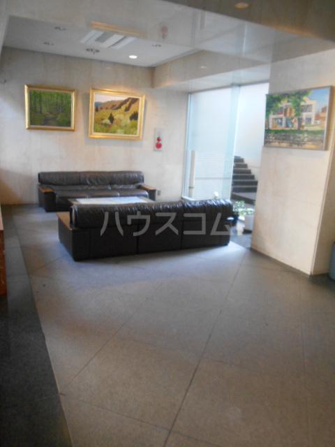 VIPロイヤル氷川台 503号室のロビー