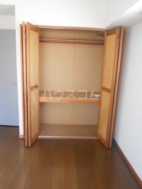 VIPロイヤル氷川台 503号室の収納