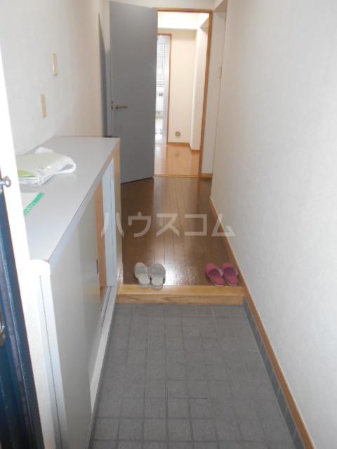 VIPロイヤル氷川台 503号室の玄関