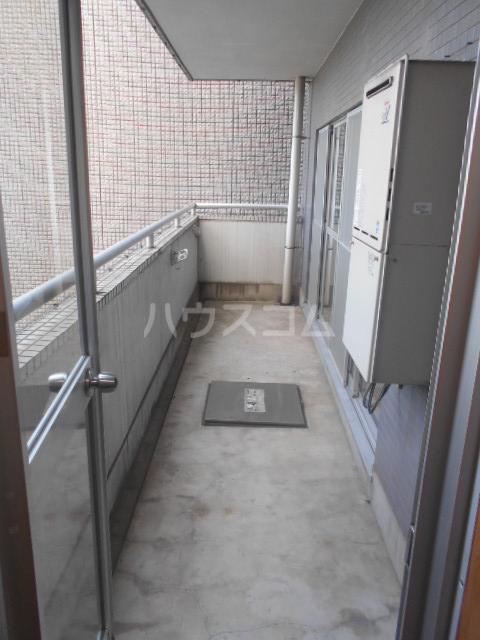 VIPロイヤル氷川台 503号室のバルコニー