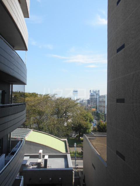 VIPロイヤル氷川台 503号室の景色