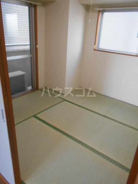 VIPロイヤル氷川台 503号室のベッドルーム