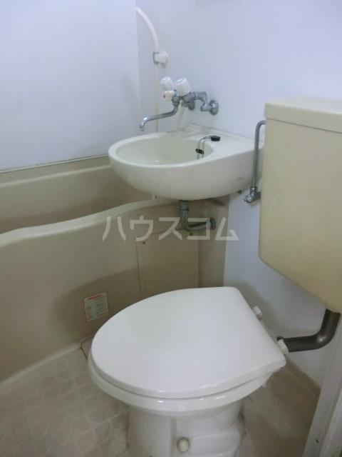 メゾン・ド・サンヒルズ 103号室の風呂