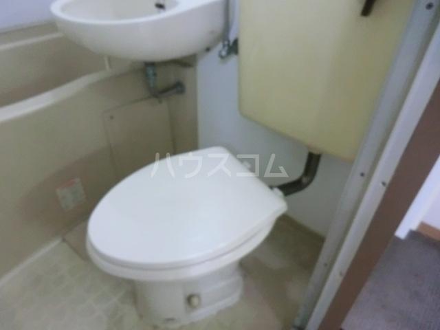 メゾン・ド・サンヒルズ 103号室のトイレ