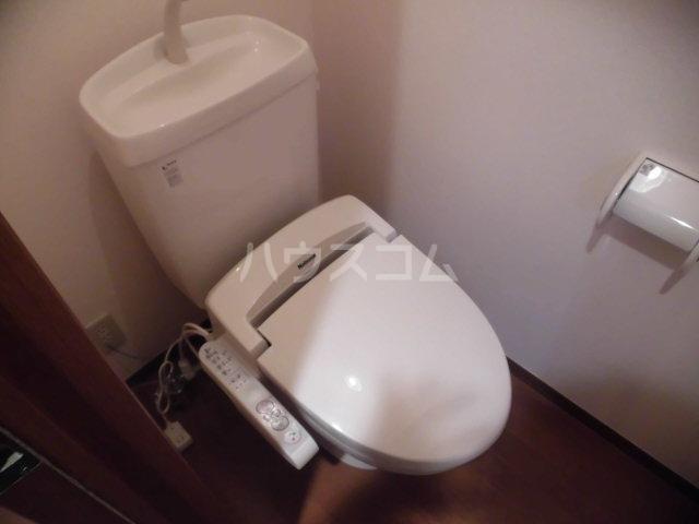セジュール木本 A 206号室のトイレ