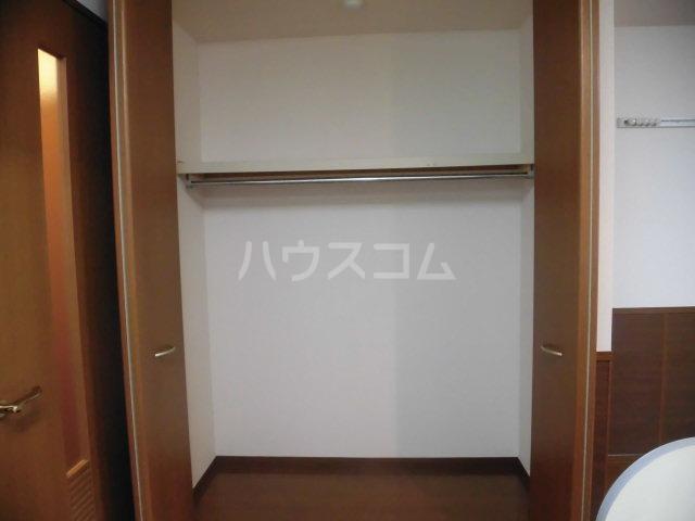 セジュール木本 A 206号室の収納
