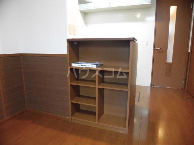 セジュール木本 A 206号室の居室