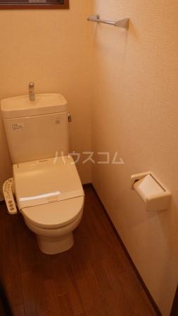 リファインアーツのトイレ