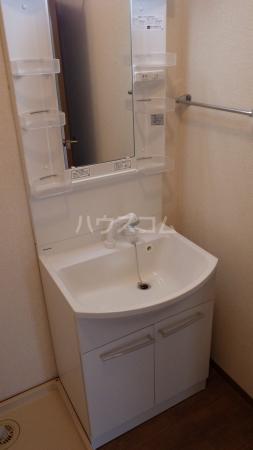 リファインアーツの洗面所