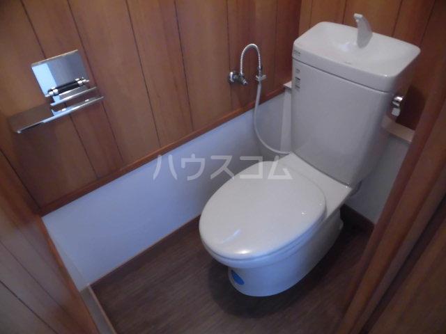サンハイツ 102号室のトイレ