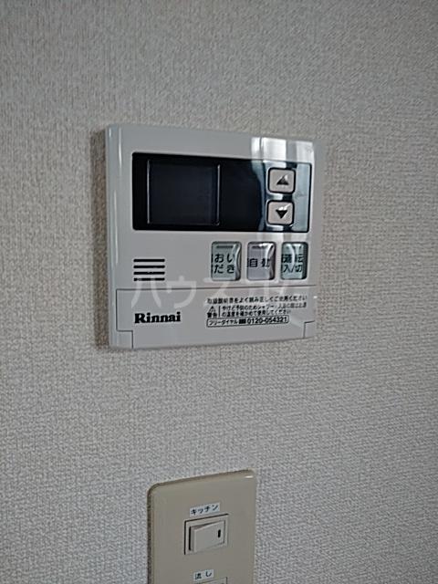 クララハウス 102号室の設備