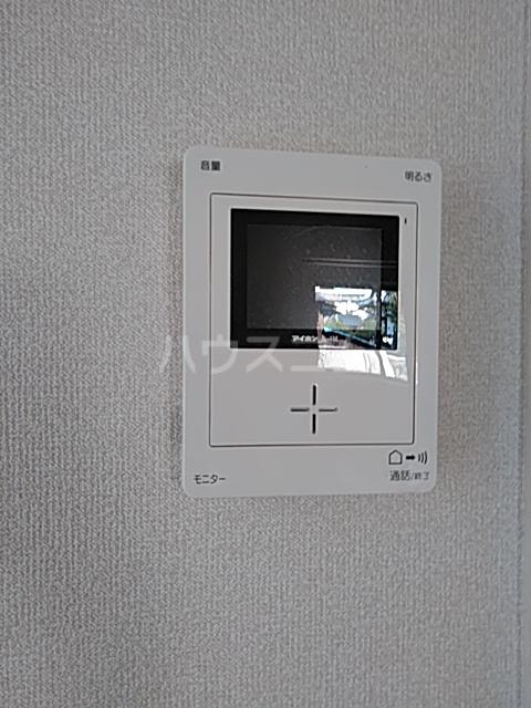クララハウス 102号室のセキュリティ