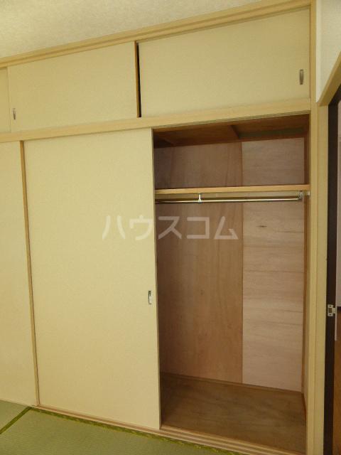 ユタカハイツ 202号室の収納