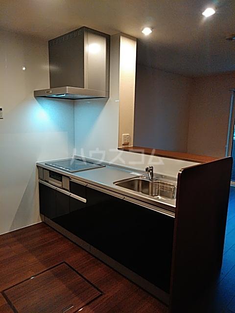 OTT's大宮 101号室のキッチン
