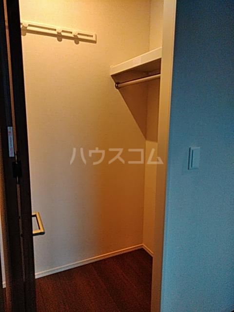 OTT's大宮 101号室の収納