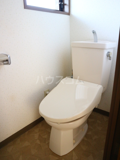 田島ビル 202号室のトイレ