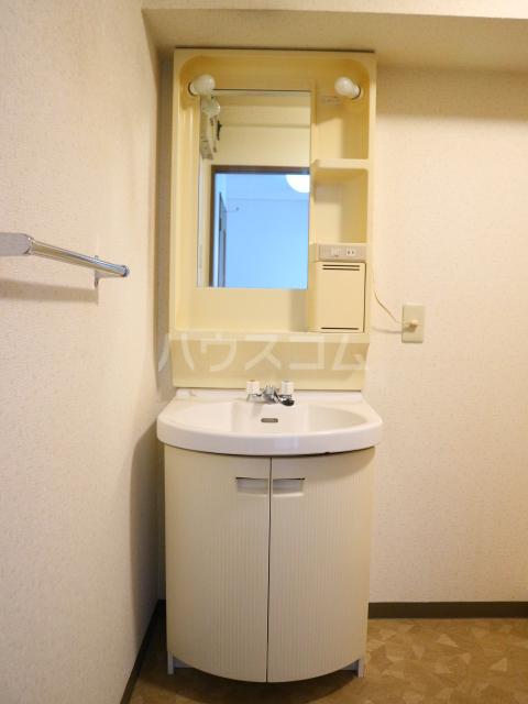 田島ビル 202号室の洗面所