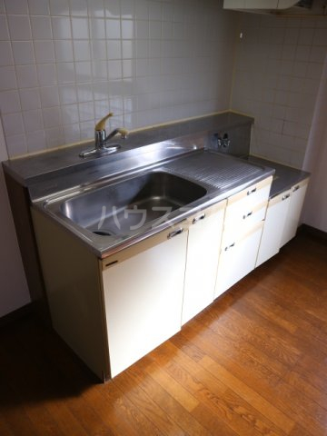 田島ビル 202号室のキッチン