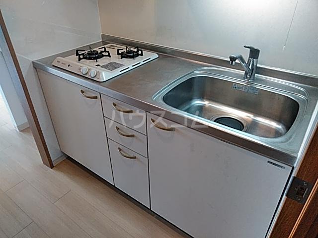 静フェバレット 503号室のキッチン