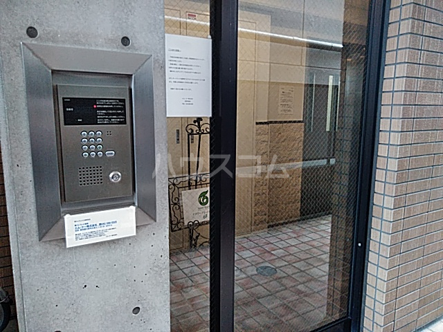 静フェバレット 503号室のセキュリティ