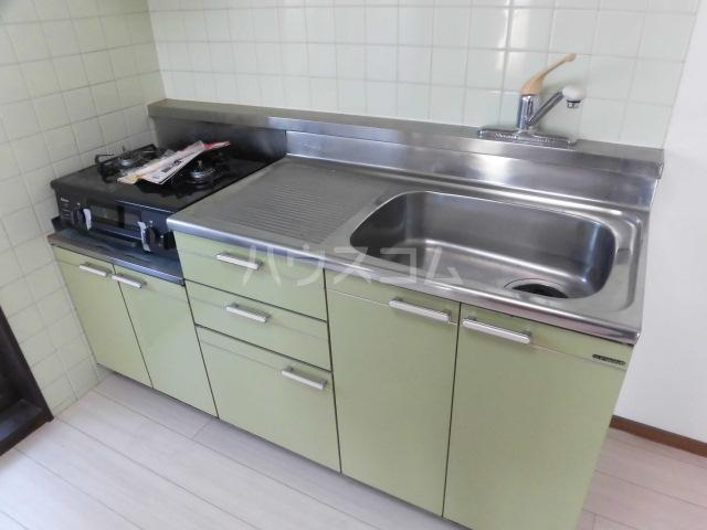 吉祥ビル 401号室のキッチン