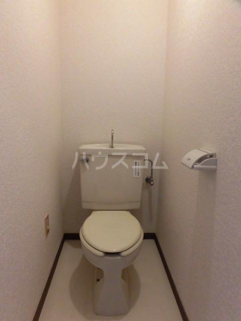 吉祥ビル 401号室のトイレ