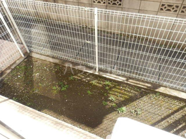 メゾネットYUの庭