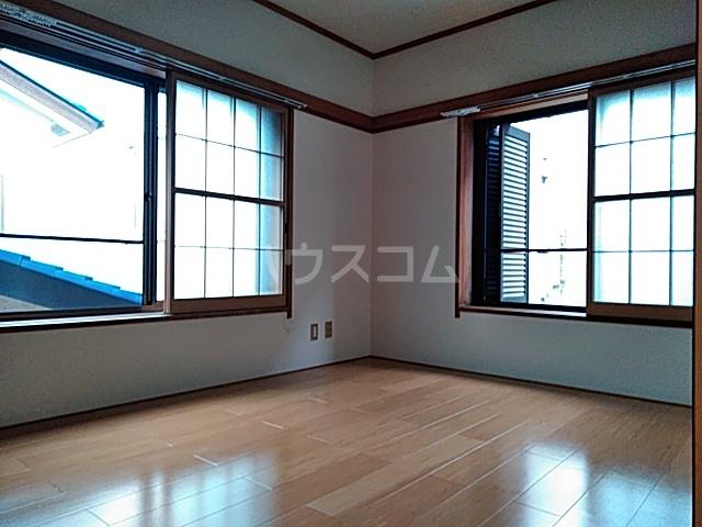 ボヌールレジダンス 202号室の居室
