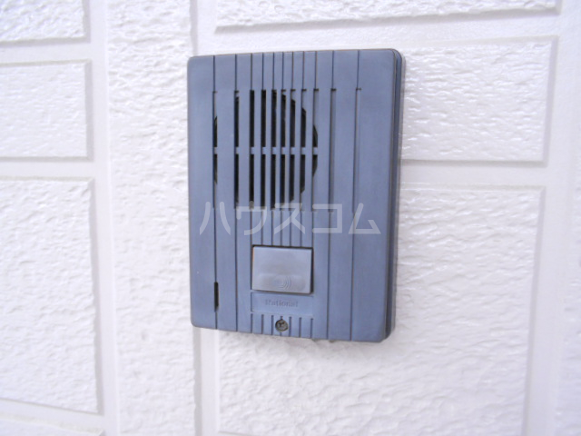アステリアB 101号室のセキュリティ