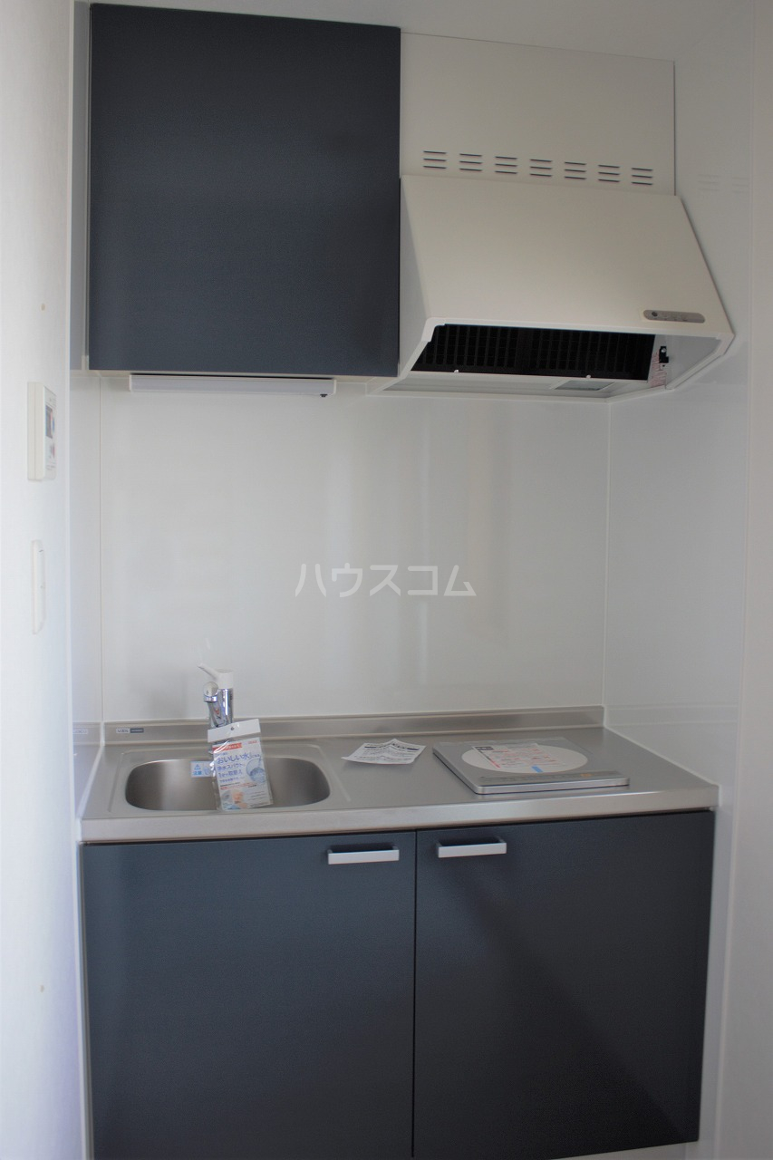 トヨタ東京教育センター別館 309号室のキッチン