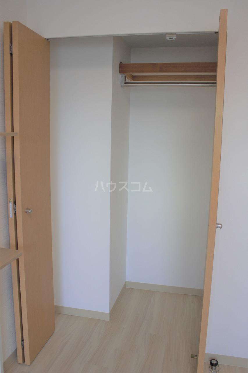 トヨタ東京教育センター別館 309号室の収納
