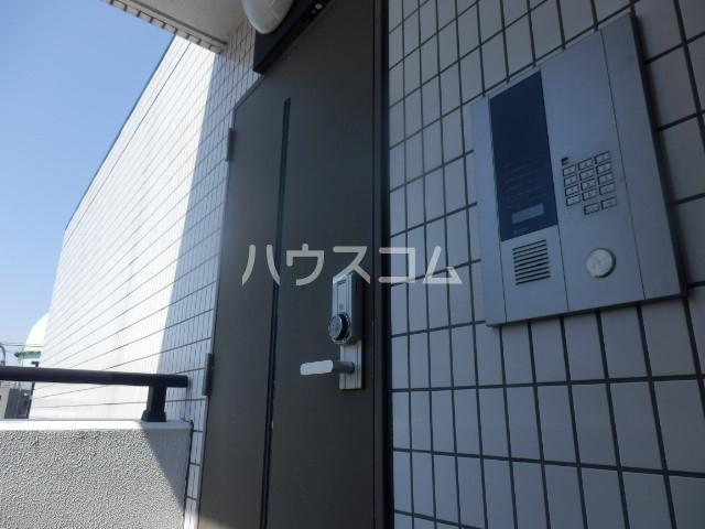 トヨタ東京教育センター別館 309号室のエントランス