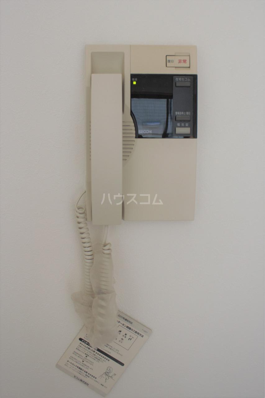 トヨタ東京教育センター別館 309号室のセキュリティ