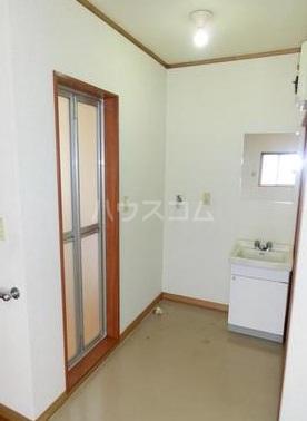 アネックス栄 101号室の洗面所