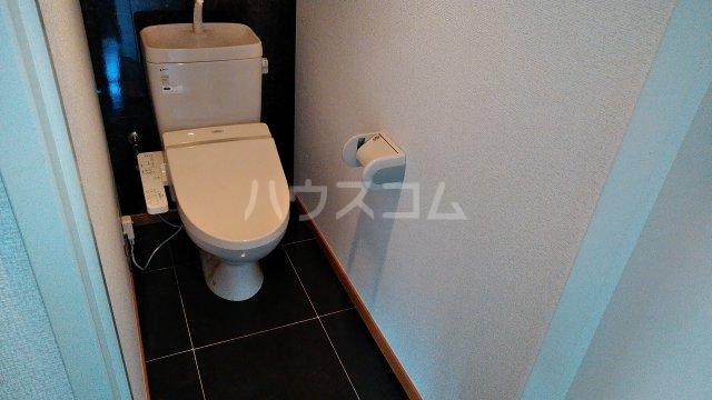 KHハイツⅡ 205号室のトイレ