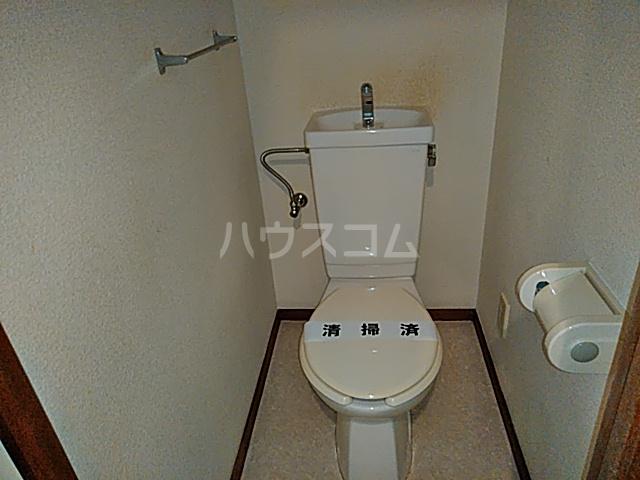 メインビル国立 106号室のトイレ