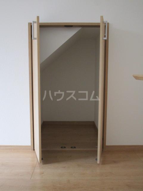 (仮)国分寺 101号室の収納
