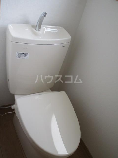 (仮)国分寺 101号室のトイレ