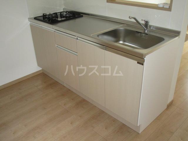 (仮)国分寺 101号室のキッチン