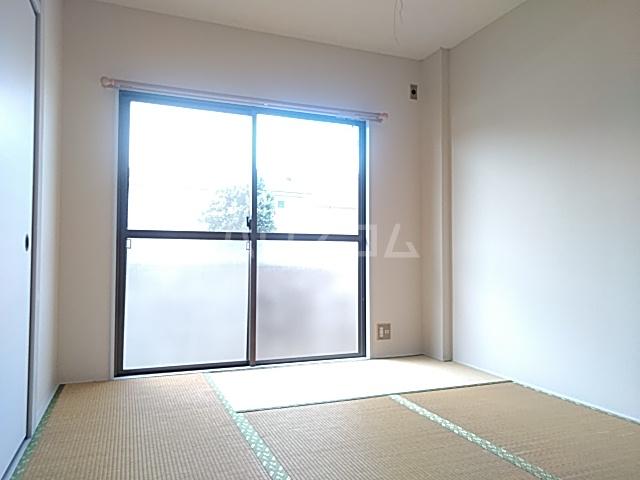 ビングスフジ 102号室の居室