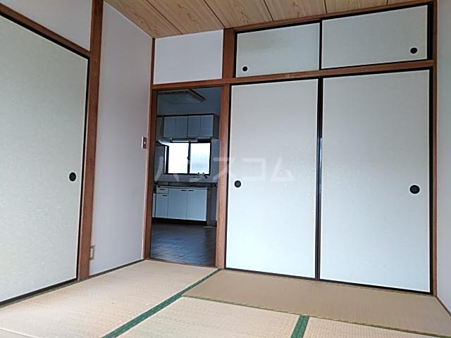 ビングスフジ 105号室の居室