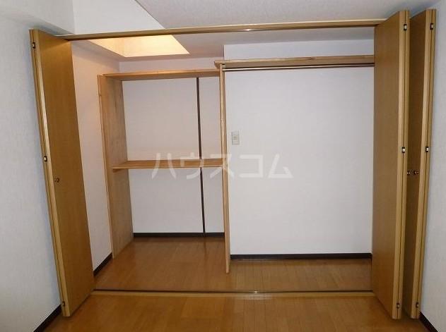 アシスタントビル 308号室の収納