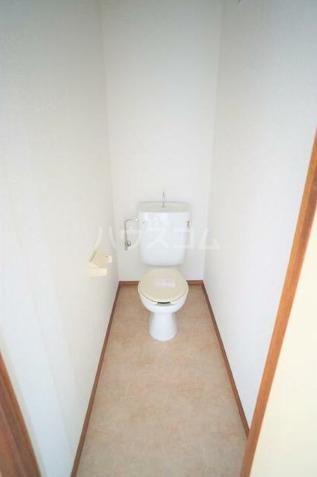 サンハイツ新堀 306号室のトイレ