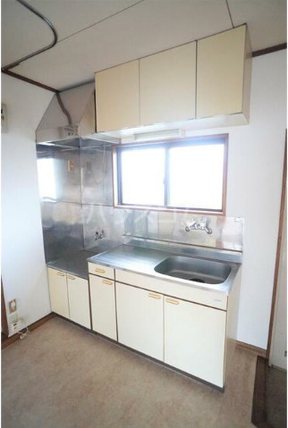 サンハイツ新堀 306号室のキッチン