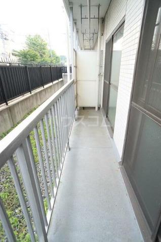 サンハイツ新堀 306号室のバルコニー