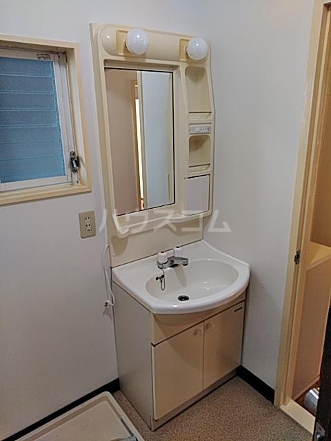 苑楽 923 102号室の洗面所