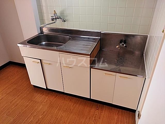 苑楽 923 102号室のキッチン
